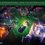 The International 2018 Collector's Cache Volume IIきたぞ、例のNSとEnigma入り