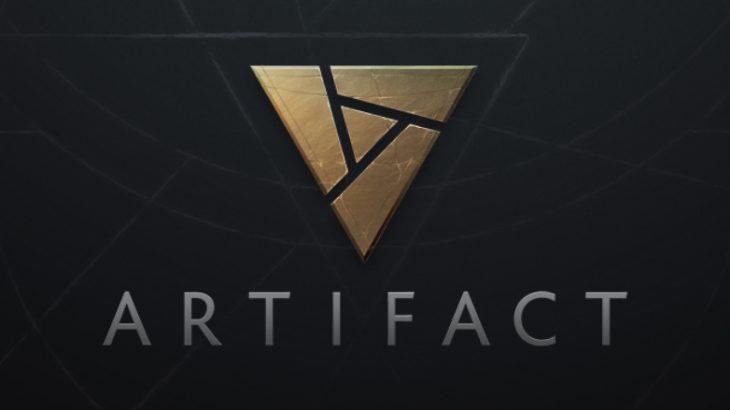 Dota2のカードゲーム「Artifact」は2018年11月28日から20ドルでマーケットありだって