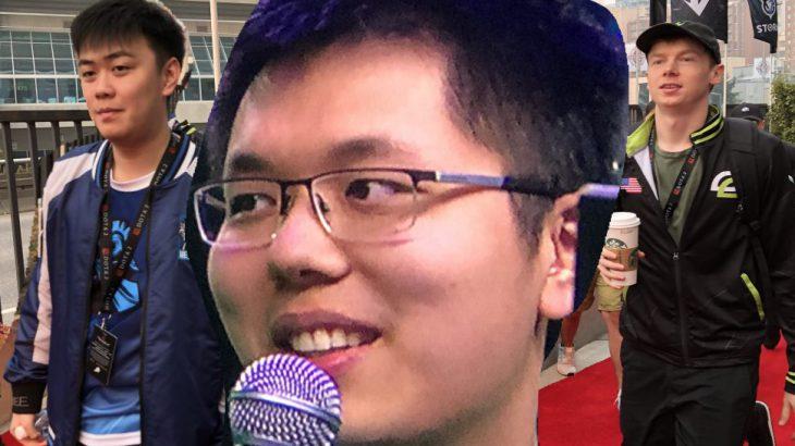 お噂はかねがね・・・TI8 After Partyことシャッフルタイム#1 EEとppdの塩軍団頼む!!