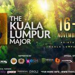 突然ですがDota2 The Kuala Lumpur Majorをマレーシアまで見に行こうと今決めました。