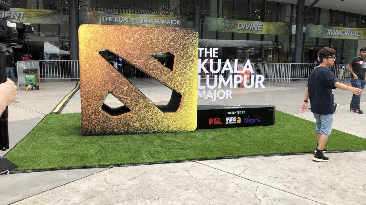 The Kuala Lumpur Major Day 1 現地写真速報1