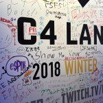 C4 LAN 2018 WINTERに行ってきました(むじおではない) ※めっちゃ長い