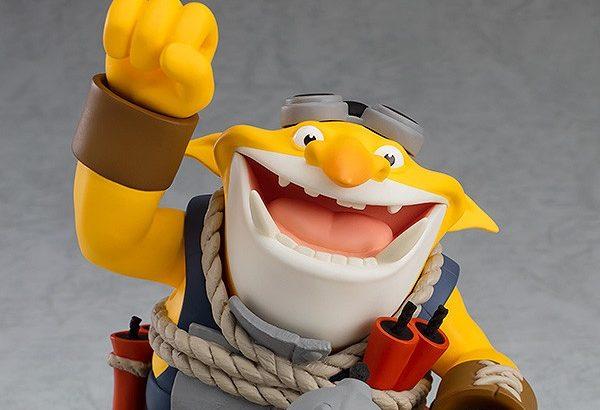 グッスマが邪神像ねんどろいど『テキーズ』を発売してしまう。爆竹詰めて遊ぼう!!