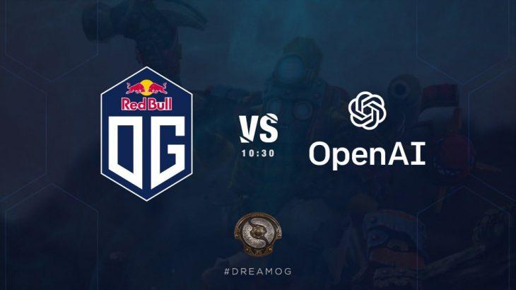 Open AI vs 世界王者OGが13日 26:30くらいからスタート( ˘ω˘)スヤァ これがリアルオートチェス