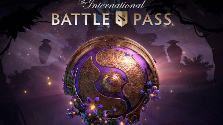 The International 2019のBattle Passきたどおおおおお、今年のどたきち推奨レベルは425です!20000円!!