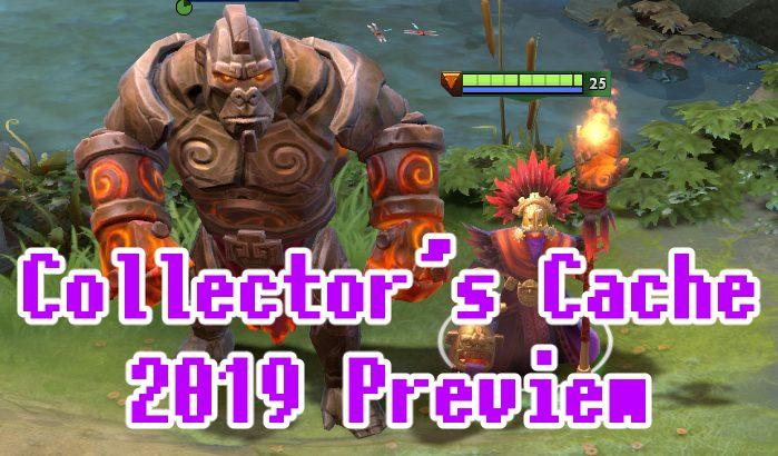 2019年のCollector's Cacheは投票制だ!かっこいいのたくさん!ゴリラとか!!