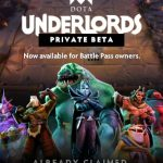 Valve版オートチェス「Dota Underlords」β参加方法