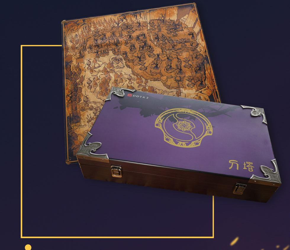 Dota2 TI9 Mahjong
