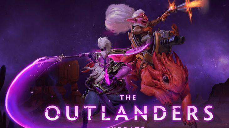 環境激変新パッチ7.23「The Outlanders」で新ヒーロー『Void Spirit』『Snapfire』2体追加、そしてみんなでwiki編集せえへん?