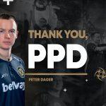 "The International 2015王者NiPの「Peter ""ppd"" Dager」が2回目の引退・・・今回はガチ"