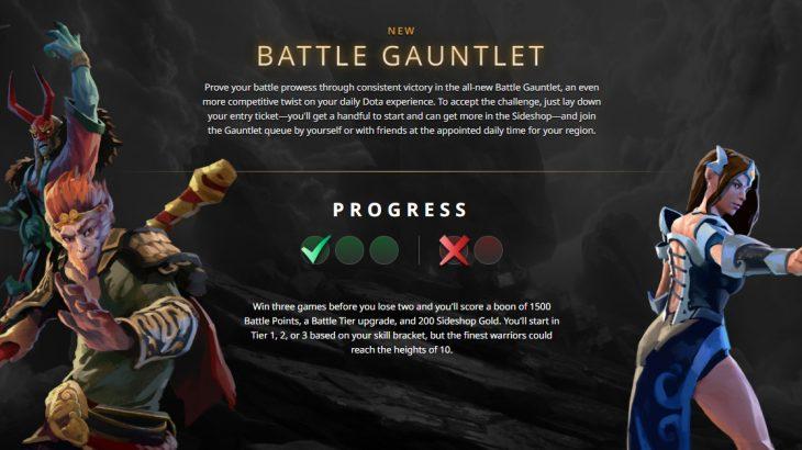「Battle Gauntlet」それは1日1回18時~18時15分の間だけQを入れられる報酬激ウマBO5モード