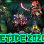 ༼ つ ◕_◕ ༽つ Give DIRETIDE 2020の遊び方とRewardsのご紹介!MarketでSteamウォレットチャンス
