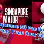 俺たちが求めていたもの、それはオフラインのでっかい大会やったんやなって。Singapore Majorを観戦しているむじおを見て思いました+動画